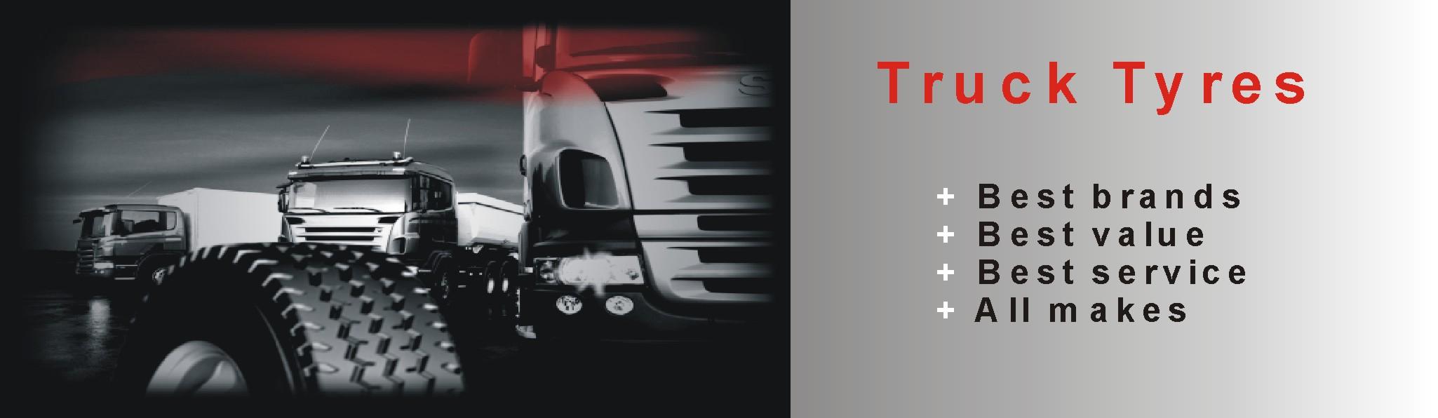 Trucktyresbanner